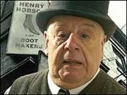 Wanted: John Savident Hobson's Choice Poster Bromley
