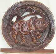 west Africa wood craft