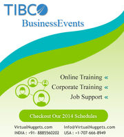 TIBCO BE Job Support Services