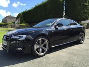 2012 Audi 2.0 2012 Audi A5 2.0 TDI Black Edition Quattro S Line