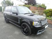 Land Rover 2007 2007 57 RANGE ROVER VOGUE TDV8 BLACK 69, 000 MILES