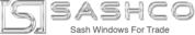 Sashco offer Trade Windows direct from the manufacturer