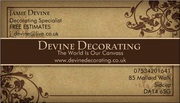 Devine Decorating Specailists